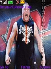 WWE Brock Lesnar theme screenshot