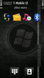 Windows Logo 01 tema screenshot