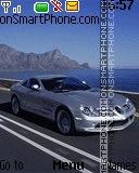 Mercedes-Benz SLR McLaren es el tema de pantalla