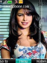 Priyanka 03 theme screenshot