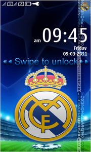 Real Madrid 2035 es el tema de pantalla