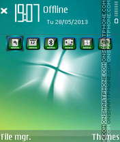 Windows Aero theme screenshot