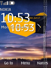 Oppo Find 5 Digital theme screenshot