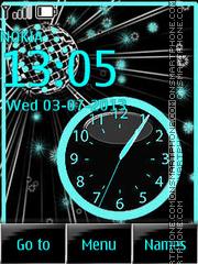 Disco theme screenshot