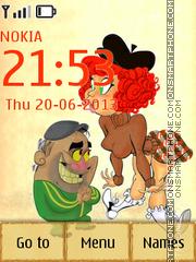 Happy Together theme screenshot