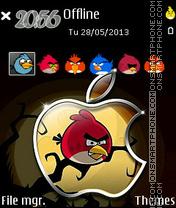 Capture d'écran Angry Birds 2026 thème