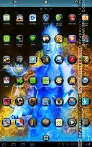 Aladdin 06 es el tema de pantalla