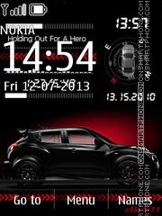 Speed theme screenshot