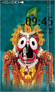Lord Jagannath theme screenshot