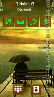 Alone HD v5 es el tema de pantalla