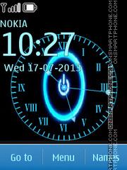 Rinzler Clock es el tema de pantalla
