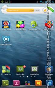 HD Design es el tema de pantalla