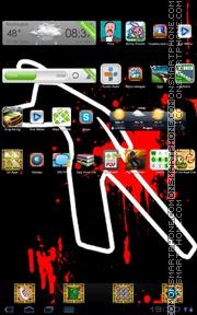Crime Scene es el tema de pantalla