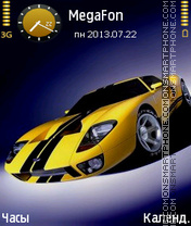 Ford-GT theme screenshot