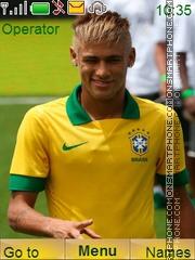 Neymar11 es el tema de pantalla