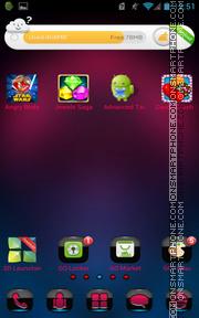 Android Mystic es el tema de pantalla