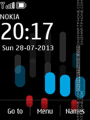 Piano 04 theme screenshot