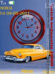 Buick Retro Car theme screenshot