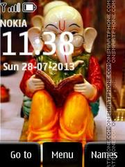 Lord Ganesha 09 theme screenshot