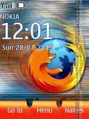FireFox 17 es el tema de pantalla