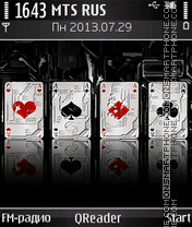 All Aces theme screenshot