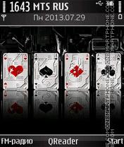 Capture d'écran All Aces thème