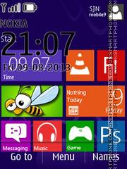 Windows 8 Pro es el tema de pantalla