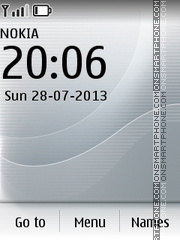 Clarity 03 theme screenshot