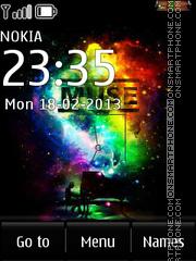 Muse 03 es el tema de pantalla
