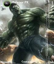 Hulk One es el tema de pantalla