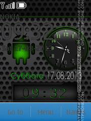 Android es el tema de pantalla