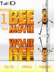 Скриншот темы Bee Movie 03