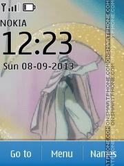 Caballero De La Luna theme screenshot