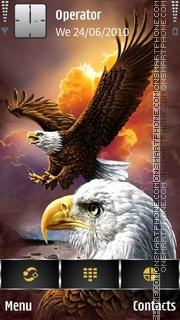 Eagles theme screenshot