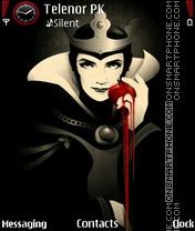 Evil queen es el tema de pantalla