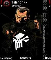 Punisher es el tema de pantalla