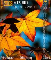 Colors-Of-Fall es el tema de pantalla