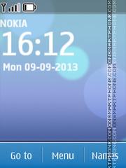 Nokia Ios7 theme screenshot