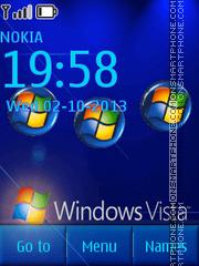Vista Mobile es el tema de pantalla