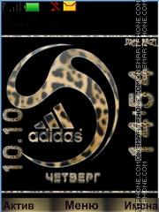 Adidas Theme-Screenshot