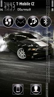 Racing Beast es el tema de pantalla