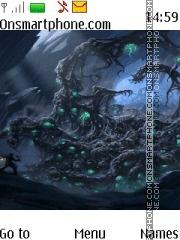 Lovecraft Art es el tema de pantalla