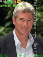 Richard Gere theme screenshot