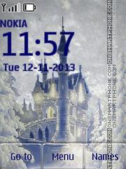 Iced Castle es el tema de pantalla