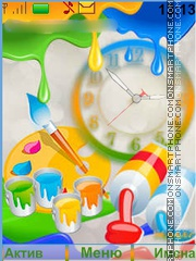 Colors theme screenshot