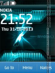 Wp 7 with mp3 ringtone es el tema de pantalla