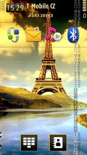 Eiffel Art es el tema de pantalla