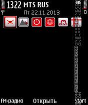 Extempore theme screenshot