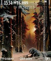 Forest es el tema de pantalla