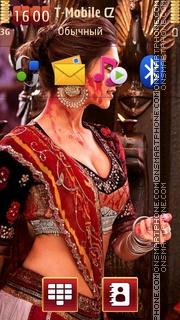 Deepika Padukone Ram Leela es el tema de pantalla